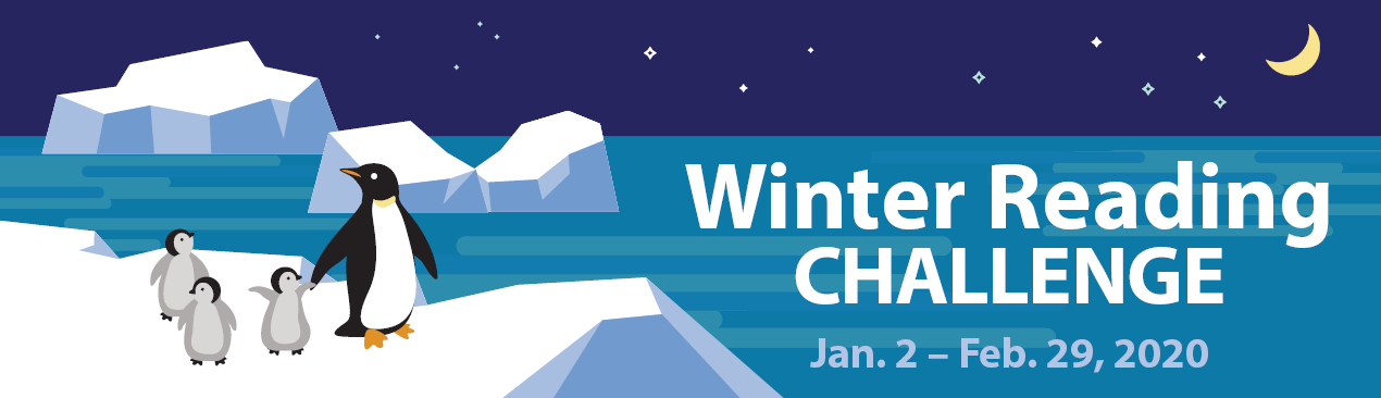 2020 Winter Reading Challenge January 2 - February 29, 2020