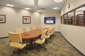 Library Interior - Conference Room