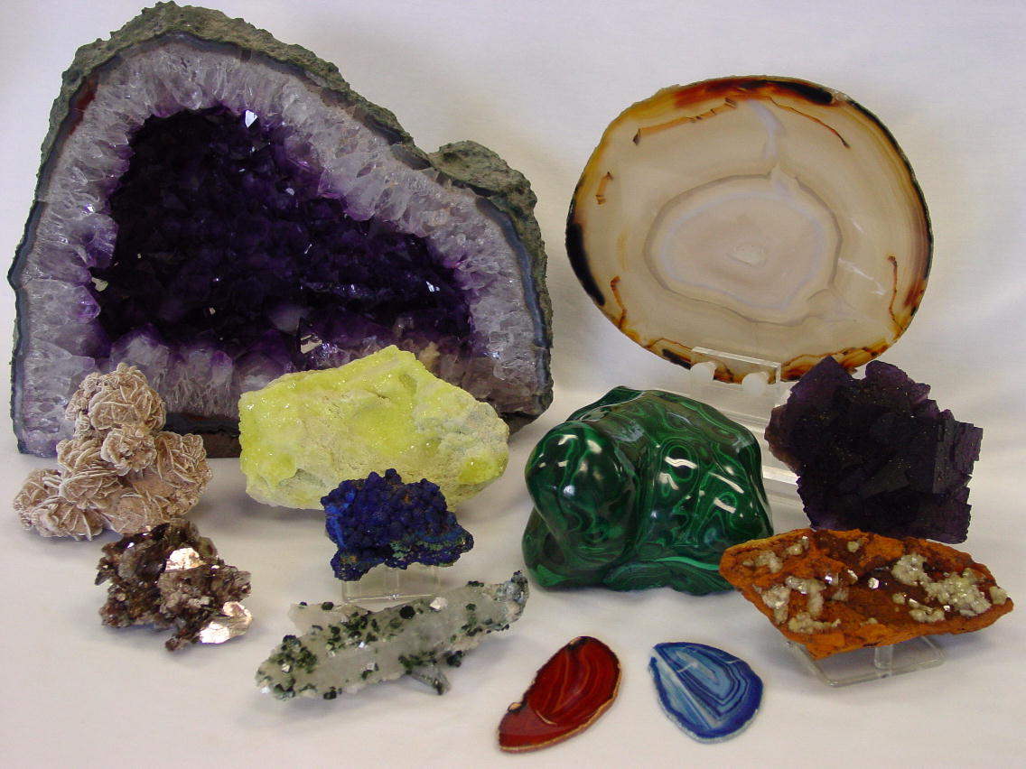 minerals