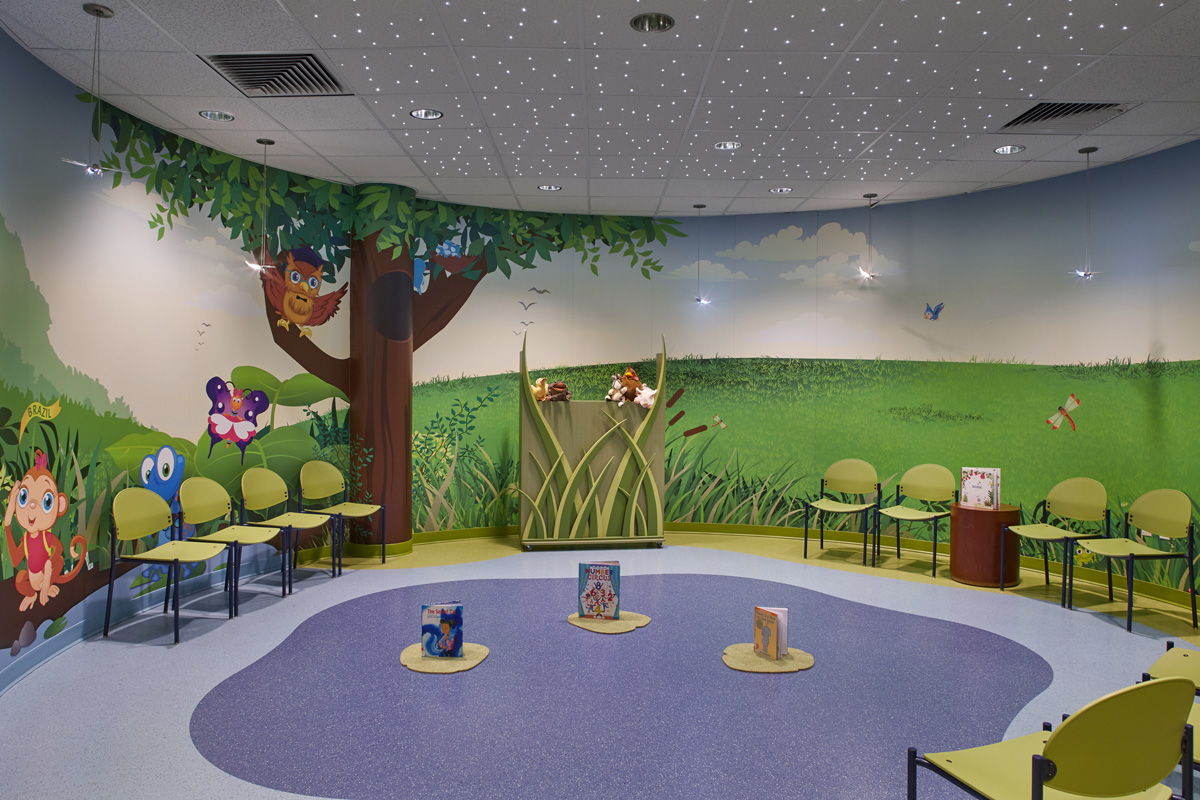 Story Time Room