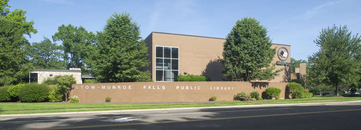 Stow-Munroe Falls Public Library Exterior - east side