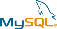 Powered by MySQL, an open source database