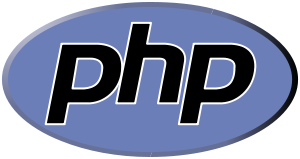 Powered by PHP, an open source programming language